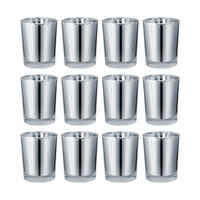 Oxford Votive Glassware - Box of 12