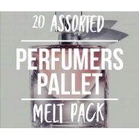 Soy Wax Melts - Perfumery Type - 20 Pack