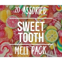 Soy Wax Melts - Sweet Tooth Blends - 20 Pack