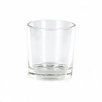 Medium Oxford Glassware - Clear