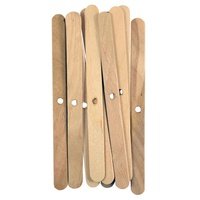 Bamboo Wick Holders