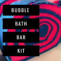 Bubble Bath Bar Kit - Basic
