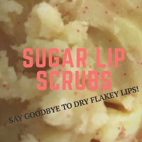 Lip Balm Scrub - Musk Stick Lollies
