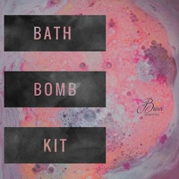 Bath Bomb Kit - Ultimate
