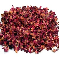 Red Rose Petals - Single Use Sample Size