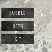 Bubble Bath Liquid Kit
