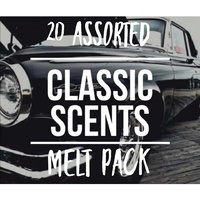 Soy Wax Melts - Classics - 20 Pack