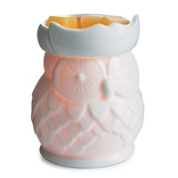 White Owl Illumination Oil Burner