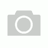 Statement Candle Glassware Black - 400ml