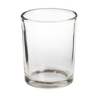 Oxford Votive Glassware - Clear
